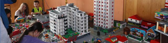 LEGO-Projekt in den Faschingsferien 2017: Wir bauen unseren Stadtteil Lauchhau-Lauchäcker!