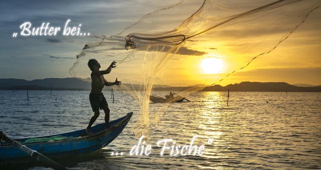 SommerFerienSonntage | 'Butter bei die Fische'