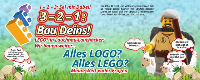 LEGO-Stadt, LEGO-Aktionswoche 27.02. - 29.02.2020. LEGO-Bauen Faschings-Ferineprogramm für Kinder in Stuttgart Lauchhau-Lauchäcker