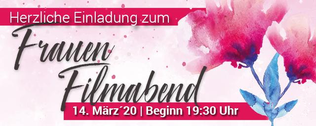 Frauen-Filmabend | 14.03.2020